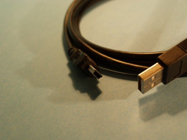 Mini USB 2.0 High Speed Cable 1.5m