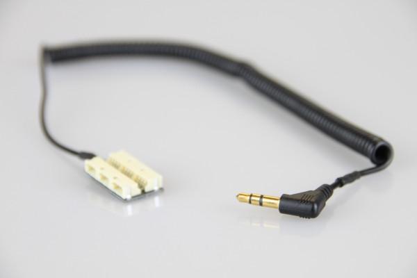 EasyBus Spiralkabel Klinkenstecker - Verteiler (Auflieger)